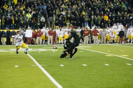Maldonado's final-second missed field goals vs USC in 2011