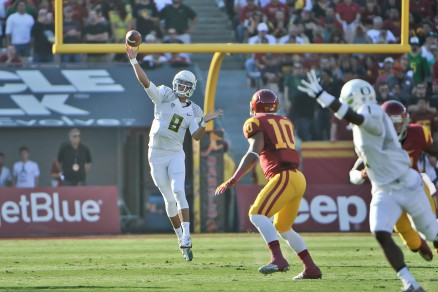 Oregon and USC should have more classic meetings in the years to come