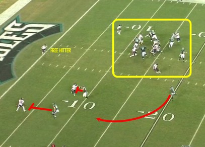 Another Oregon/Eagle Play