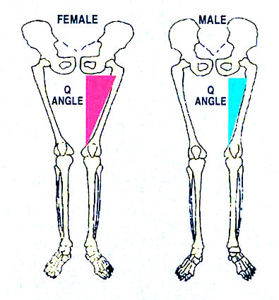 a comparison of male and female in different circumstances