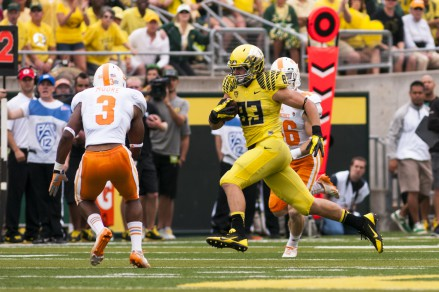 Ducks imagine the possibilities at tight end.
