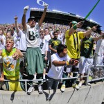 Autzen already has the most raucous fan base in the country. Will it soon be louder?