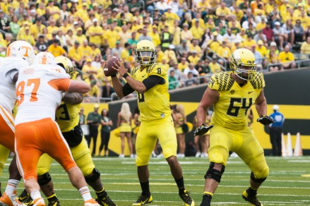 With Johnstone done for the season, Mariota's blind side suddenly looks a lot more vulnerable.