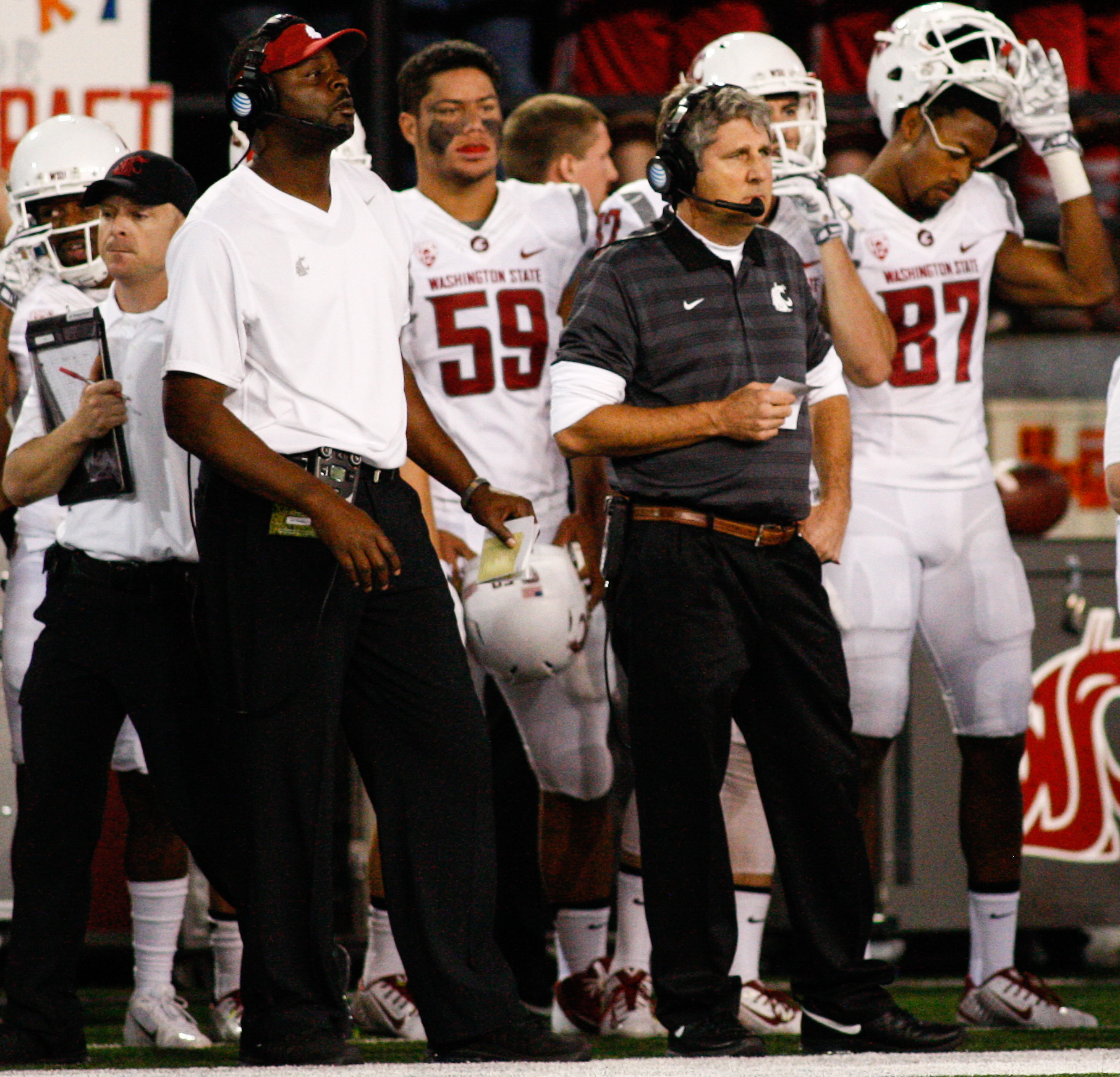 Washington State head coach Mike Leach is a master at using simple gameplans to light up the scoreboard.