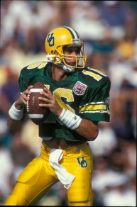 1994 fouth-year starting quarterback Danny O'Neil