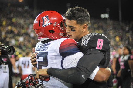 This might be one of the reasons everyone loves Mariota