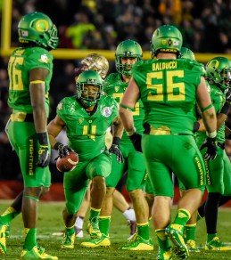 Dargan is a catalyst for this Oregon defense and a dynamic playmaker.