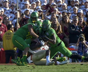 Florida State -- and its fans -- were not prepared for the Ducks.