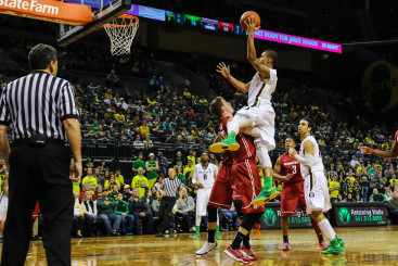 The Oregon Ducks led by senior Joseph Young still have a chance of an invitation to the NCAA tournament.