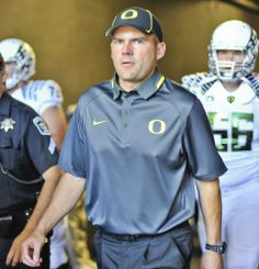Adams could further the evolution of Helfrich's passing game