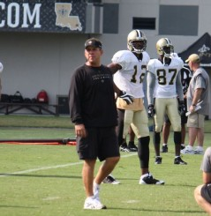 Sean Payton is always looking to add new pieces to his offense.