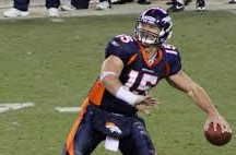 Is Marynowitz correct in his assessment and belief that Tebow has improved his throwing motion?