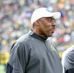 The changes Pellum is making to the defense could allow the Oregon defense to finally catch up to their offense.