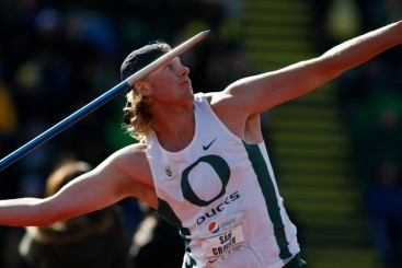 The Ducks hope for big first day points from Sam Crouser.
