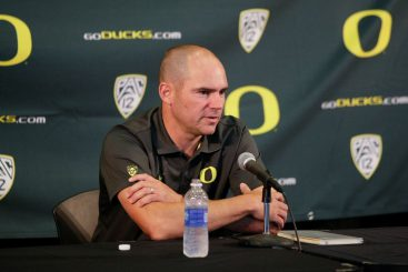 Helfrich -- not Kelly -- is responsible for a strong group of upperclassmen.