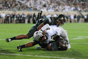 Until the Ducks claim victory in East Lansing, Spartans will only remember 2015.