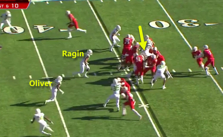 THIS is how you blow up a play!