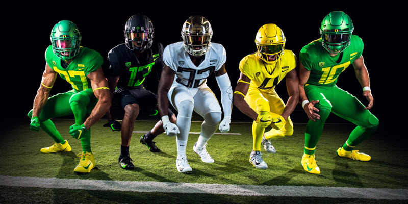new product 05368 d56f0 Oregon's New Uniforms: Best in a Generation? | FishDuck