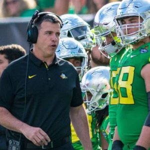 Oregon Football: Failing Expectations by … Meeting them?