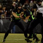 Oregon's Quick-Strike Run-Pass Option: Three Plays in 2.2 Seconds